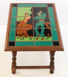 Flamenco Dancers Table by Taylor