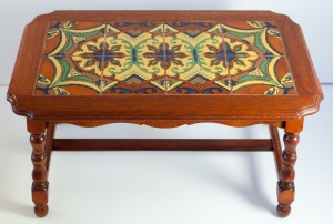 Persian Design Table by Tudor