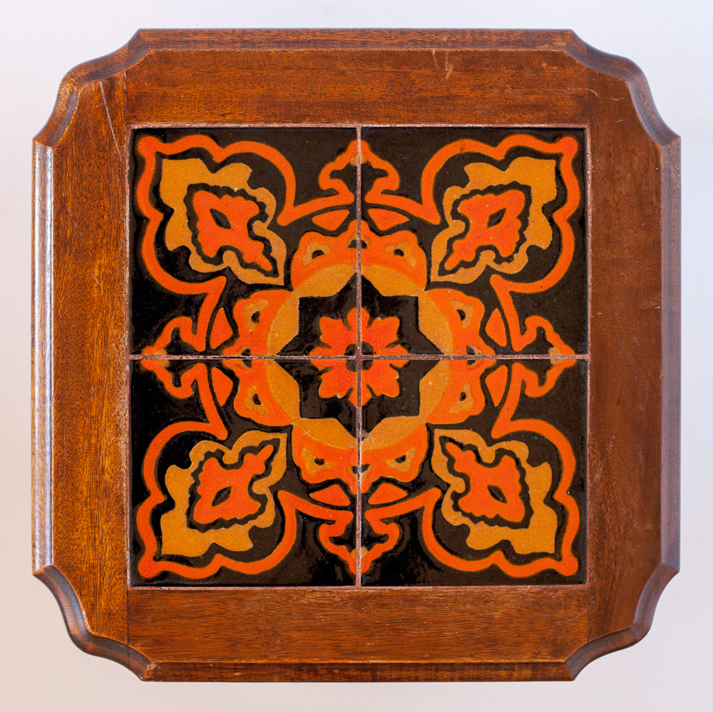 Moorish Flame Design Table by Taylor