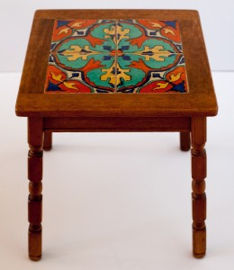 Moorish Design Table by Tudor