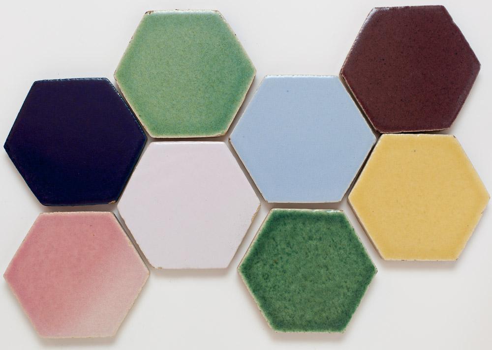Hexagon Field Tiles