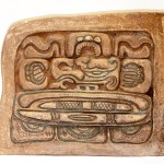 Mayan Fireplace Mantel by Muresque