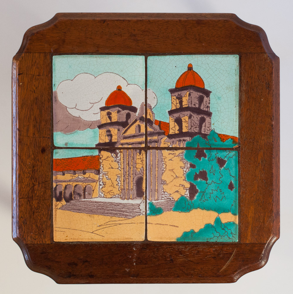 Santa Barbara Mission Table by Taylor