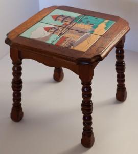 Santa Barbara Mission Table by Taylor