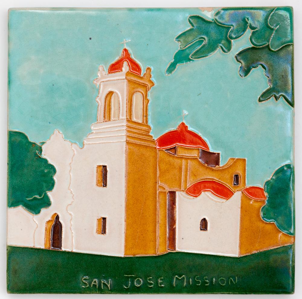San José Mission by San José